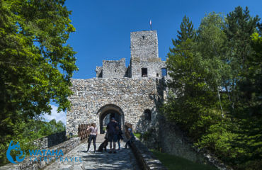 Zamek Streczno
