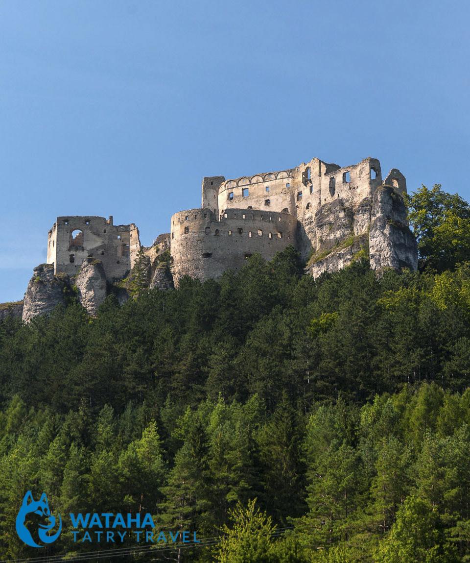 Zamek Lietava