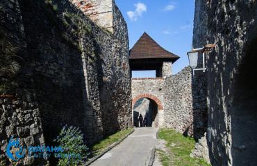 Zamek Trenczyn